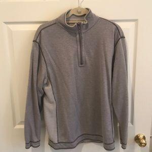 Tommy Bahama Quarter 1/4 Zip Sweater